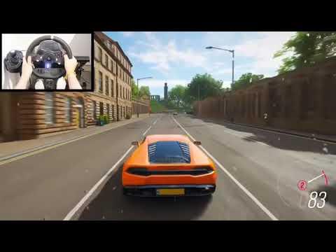 Lamborghini huracan🔥 #forzahorizon4 #gtoofast#fh4 - YouTube