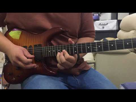 When The Children Cry - Solo - White Lion : Cover by Peter Sow