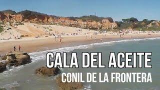 playa cala del aceite (conil de la frontera)