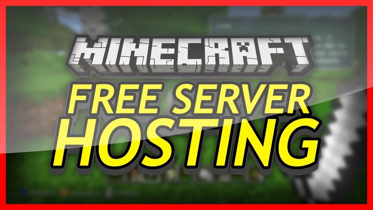 Free Minecraft Server Host Mb YouTube - Minecraft server erstellen youtube