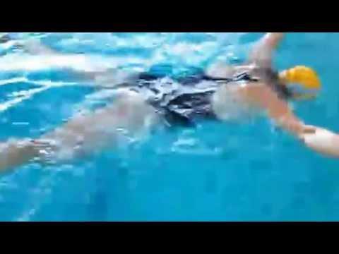 "Плавание. Упражнение 2. ""Звездочка на груди"""