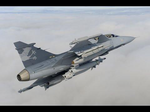 Gripen NG Brasil - FAB compra 36 caças Gripen com total transferencia de tecnologia