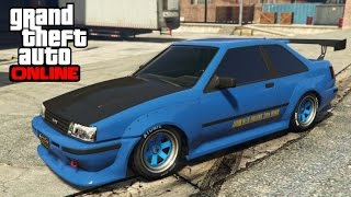 GTA 5 Online - How to Find a Karin Futo
