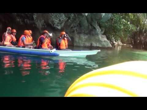 Underground River Palawan   - APRIL 17 16