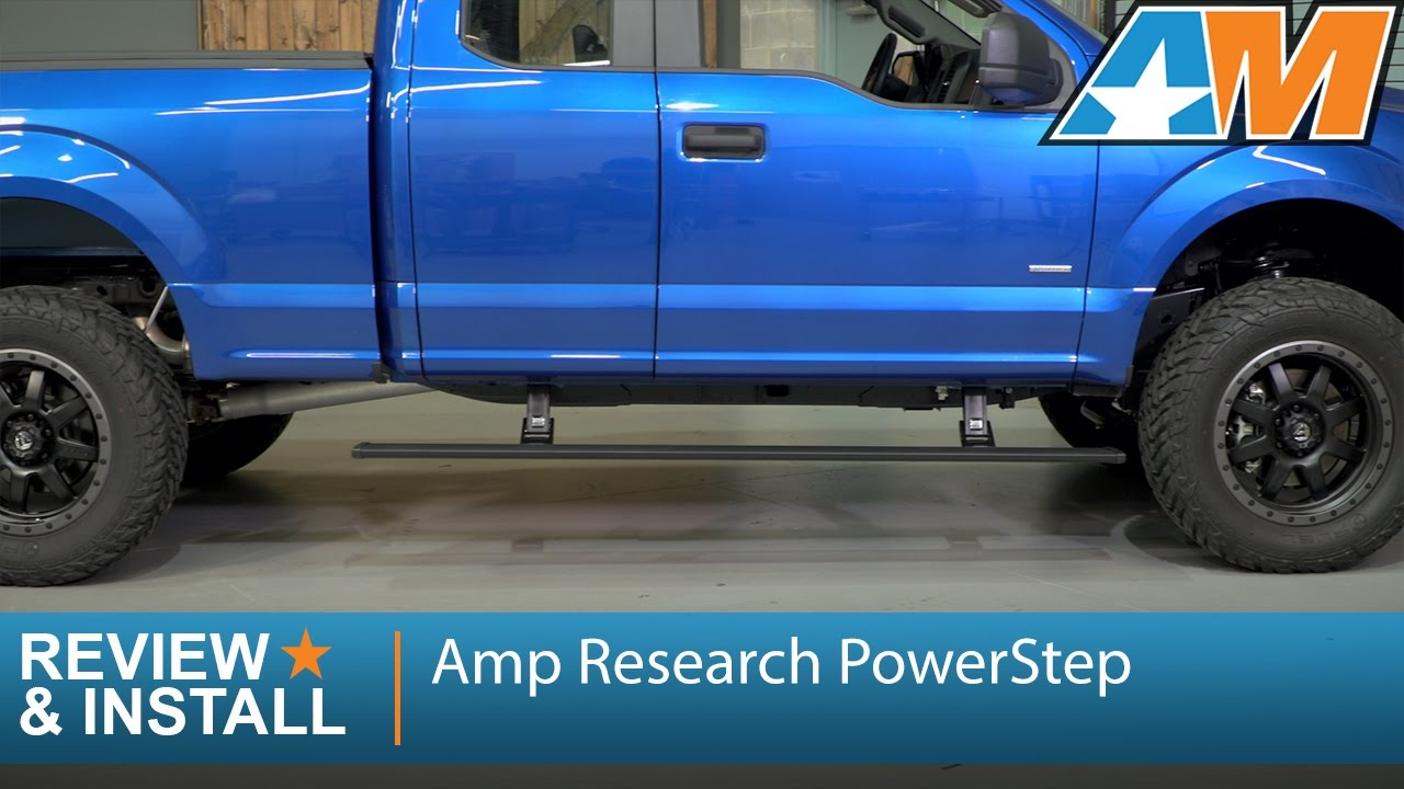2017 2016 F 150 Amp Research Step Supercab Supercrew Review Install You