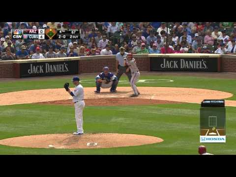 Chicago Cubs   Arizona Diamondbacks 04 09 15