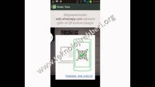 WhatsApp Web Bilgisayarda Kullanma Ayarları Nasıl Yapılır