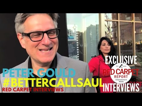 Peter Gould ed at the Better Call Saul Season 3 Premiere Event