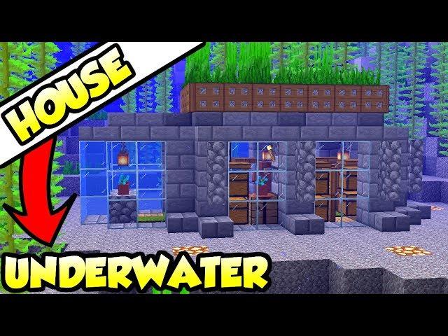 best underwater house