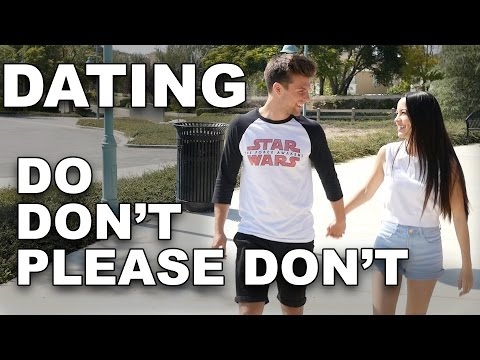 DATING:  Do, Don't, Please Don't - Merrell Twins
