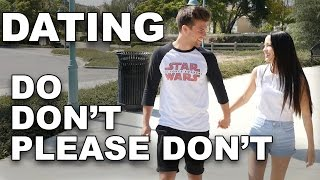DATING:  Do, Don't, Please Don't - Merrell Twins thumbnail