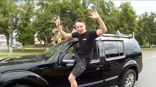 Поехавшие: Vlog - 22 Уфа , Moto Nexus . Артём Болдырев