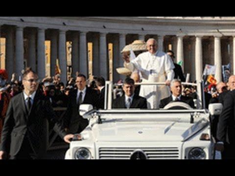 Lễ đăng quang của Đức Giáo Hoàng Francis