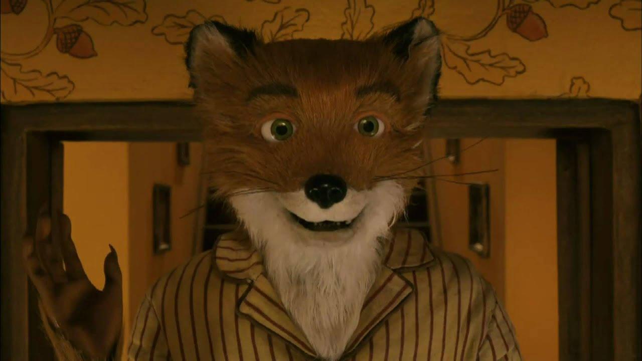 Fantastic Mr Fox Movie Scene Digging Hd Youtube