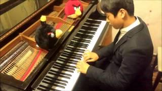 모차르트-피아노소나타 12번 3악장,k 332 (연주-…