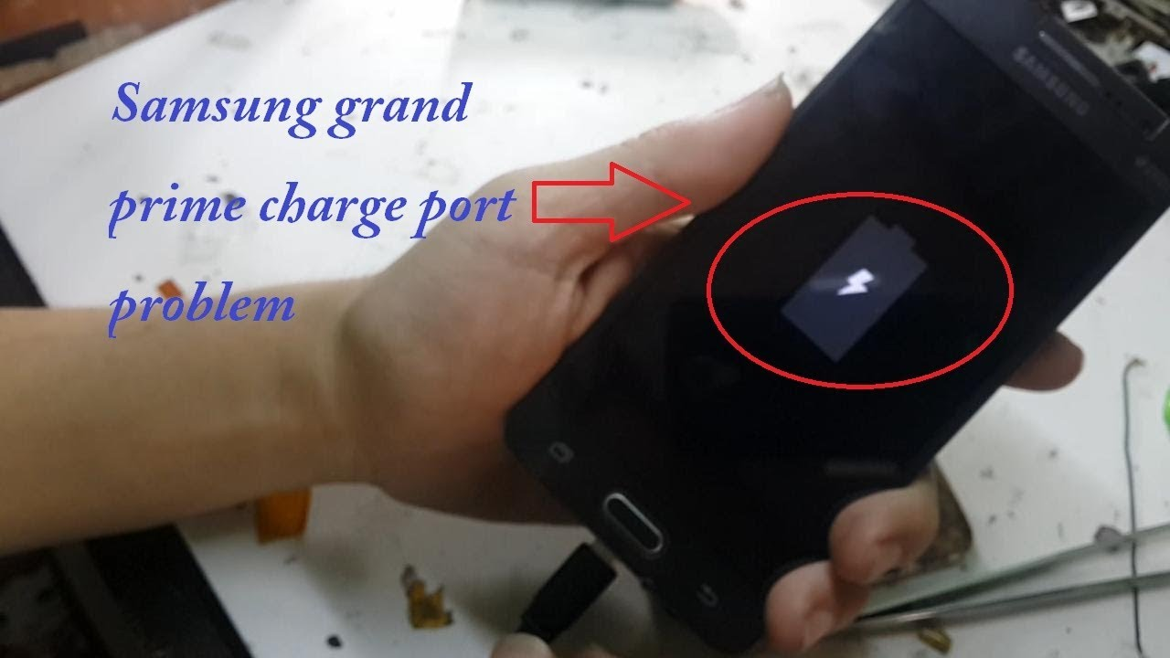 Samsung Grand Prime Charge Problem Fix Youtube