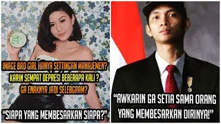 Download Video AwKarin Kembali ke Sosial Media Membantah Pernyataan Young Lex! MP3 3GP MP4