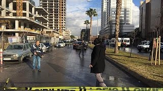 İzmir Adliyesi önünde terör saldırısı: 2 şehit