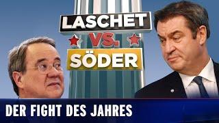 Laschet oder Söder – Wer wird Kanzlerkandidat?