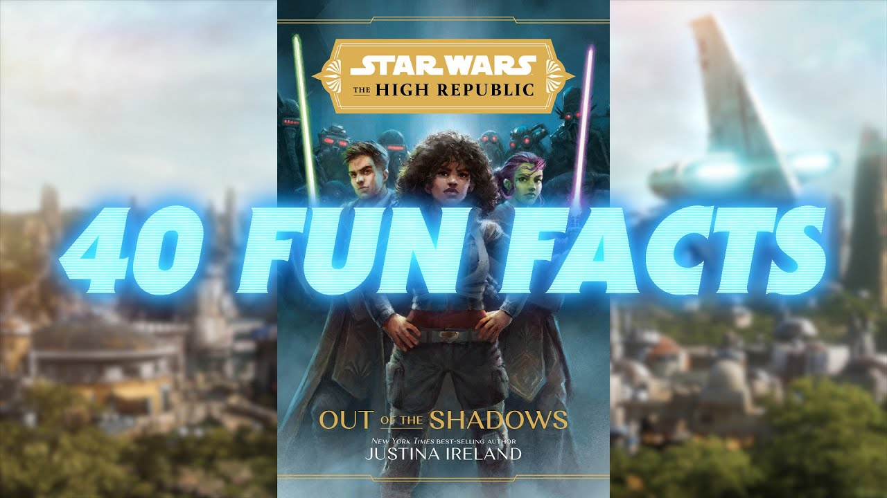 40 Facts from Out of the Shadows - Star Wars References, Easter Eggs, Legends Connections, and More!