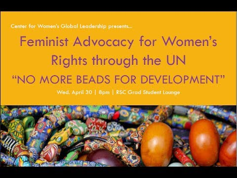 Feminist Advocacy for Women's Rights Through the UN
