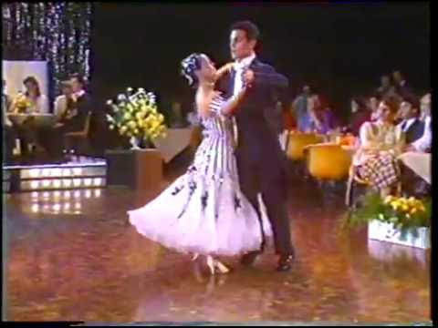 NZ Top Dance Showcase 1985 ballroom dancing