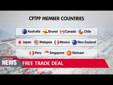 Eleven countries to sign TPP replacement in Chile