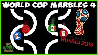 Video FIFA 2018 World Cup Marble Race - Semi-Finals download MP3, 3GP, MP4, WEBM, AVI, FLV Agustus 2018