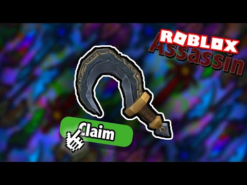 How to CLAIM THE ANCIENT SICKLE in Assassin! (Roblox Tutorial) from YouTube · Duration:  4 minutes 17 seconds