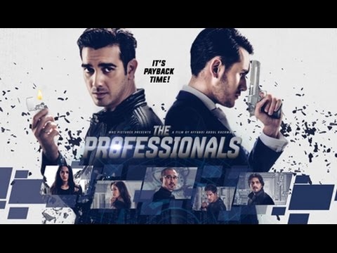 FILM THE PROFESSIONALS | TEASER TRAILER 2016