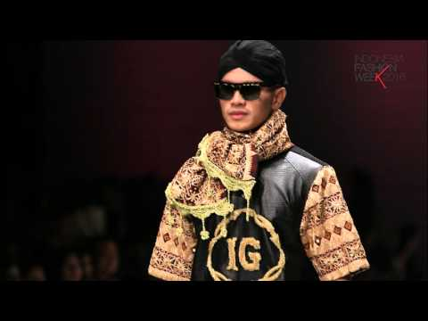 INDONESIA FASHION WEEK 2016 - Cola4ation IVAN GUNAWAN