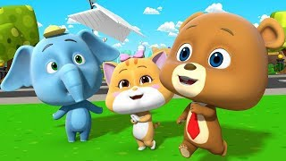 Funny Cartoon | Kids Shows |Cartoon Videos for Babies | Loco Nuts
