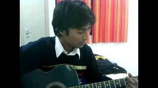 Dil khudgarz hai guitar cover