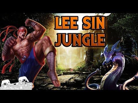 Lee (Jungle): Deutsche Party #143 [Lets Play] [League of Legends] [German/Deutsch]