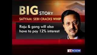 Ramalinga Raju Of The Satyam Fraud Faces The Music From SEBI