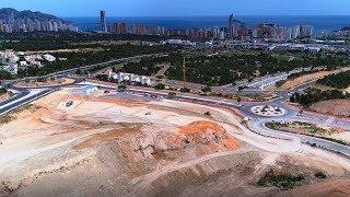 Новый жилой комплекс в Финестрате, пригород Бенидорма, Испания. Недвижимость в Испании. Spainhomes