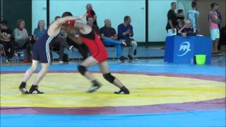 veteran lutte libre ; masters freestyle olympic wrestling;2015