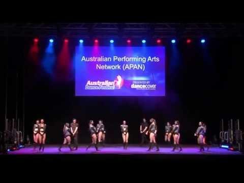 download APAN at Australian Dance Festival Sydney 2015