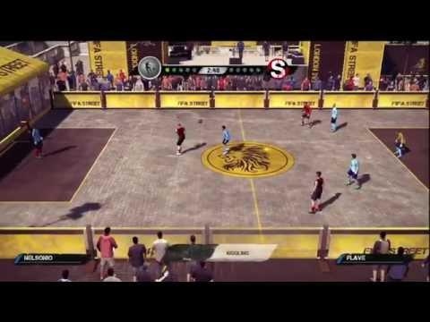FIFA Street Football - PS3 Trailer - YouTube