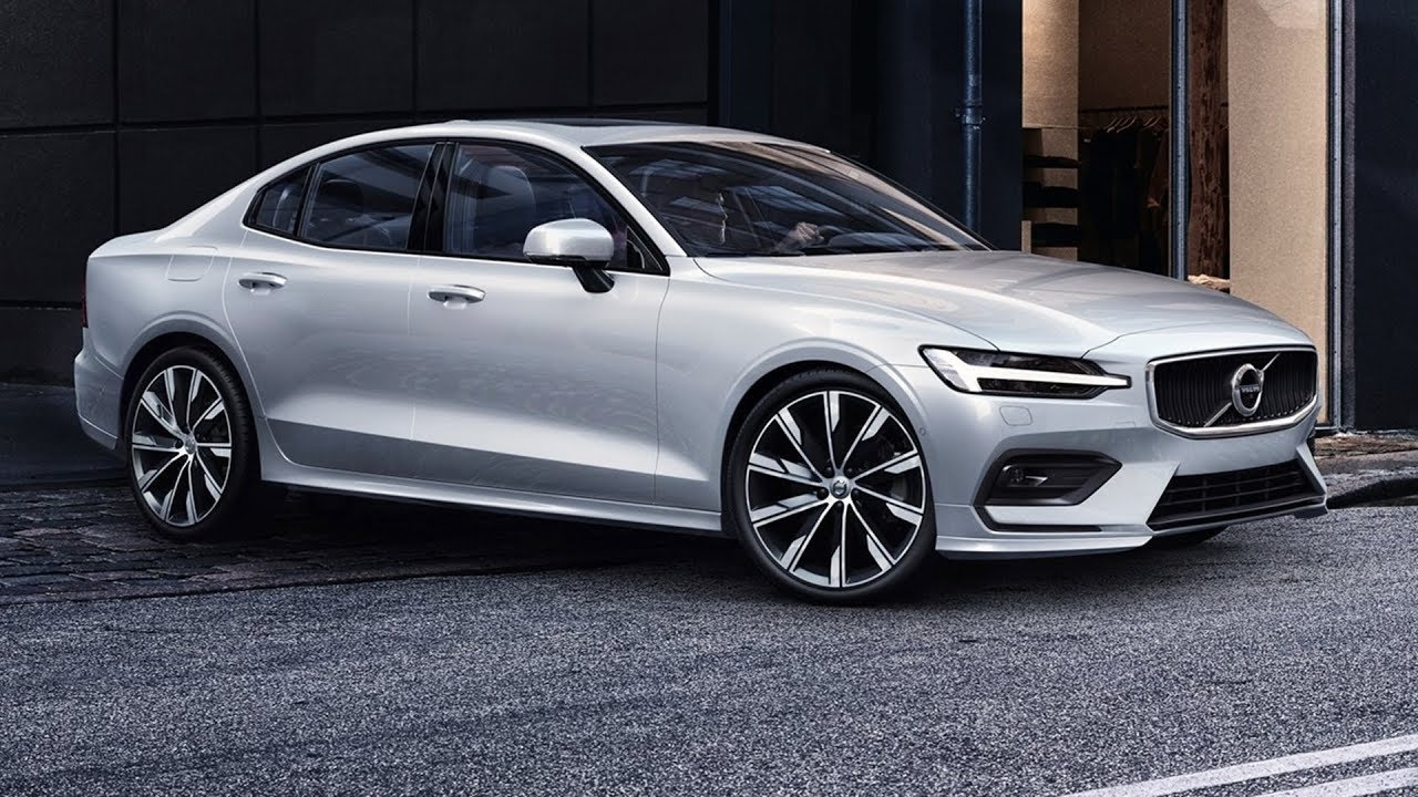 2019 Volvo S60 Interior Exterior And Drive