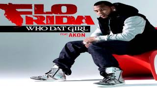 Flo Rida ft. Akon - Who Dat Girl  Smarter Child Remix