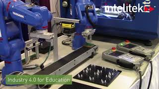Intelitek 2020 - Industry 4.0 For Advanced Manufacturing