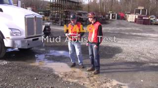 Halo Mud Abuse Test