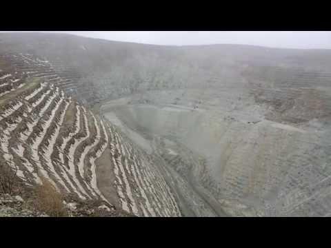 ALASKA Fort Knox Gold Mine