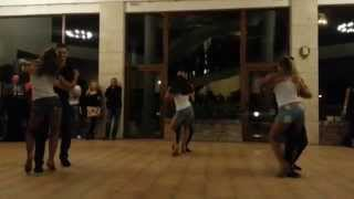 Salsa con Miguel - Bachata Show - She Used to Say I Love You Ribarica 2014-10-11