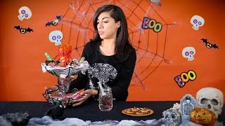 Three Quick And Spooky Halloween Party Ideas