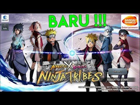 YES ! Game Naruto x Boruto Terbaru Di Android - Naruto x Boruto Ninja Tribes Indonesia - 동영상
