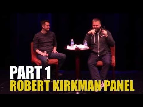 The Walking Dead Robert Kirkman Q&A Panel - Walker Stalker Cruise 2018 Panel Part 1