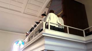 christ church shrewsbury nj 2015 easter service hallelujah st gregorys choir