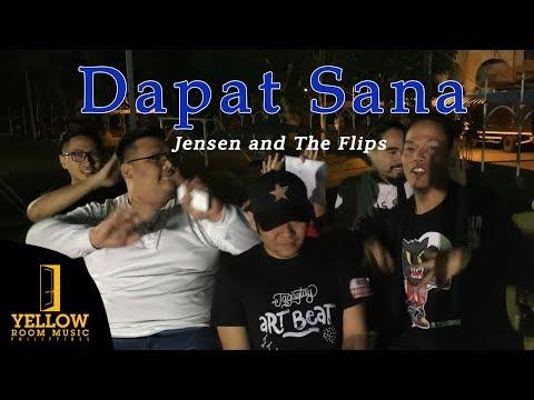 Jensen and The Flips - Dapat Sana (Official Lyric Video)